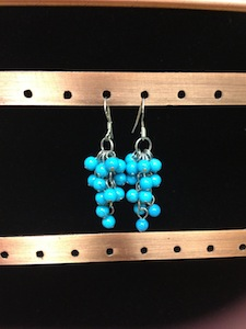 Turquoise Clusters