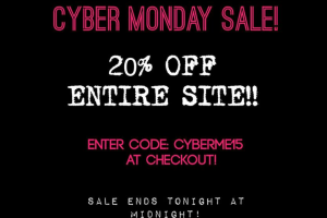 Cyber Monday TBP