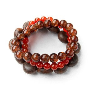TBP multi wood bracelet