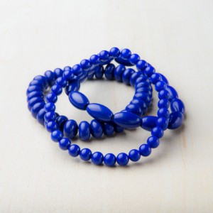 tbp-blue-bead-multi-stretch-bracelet