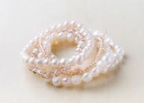 tbp-multi-wht-n-champange-fwp-n-glass-bead-bracelet